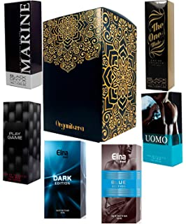 Set de 6 Perfumes de Primera Calidad en Caja de Regalo para ...