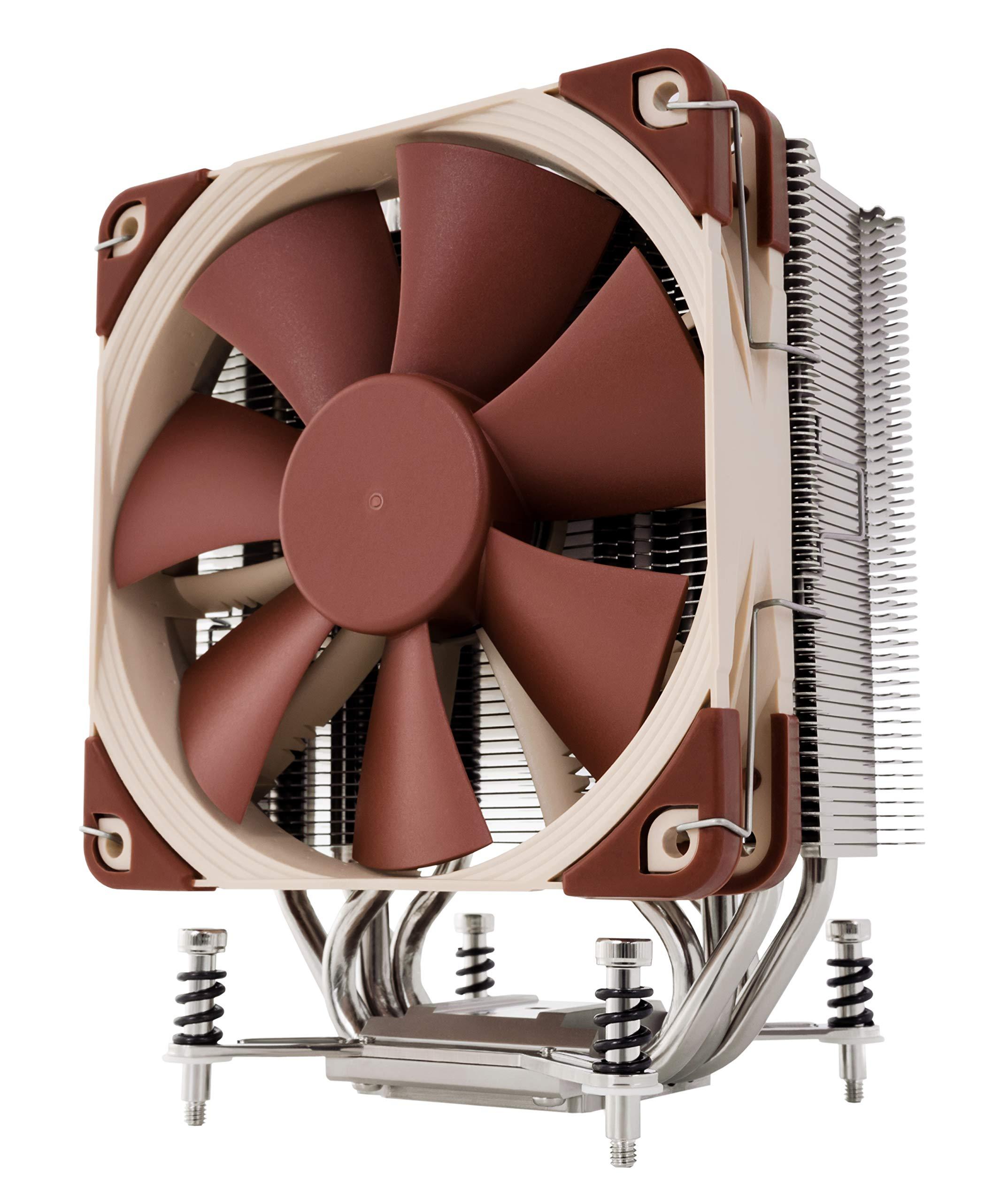 Noctua NH-U12DX i4, Premium CPU Cooler for Intel Xeon LGA20xx (Brown) by NOCTUA