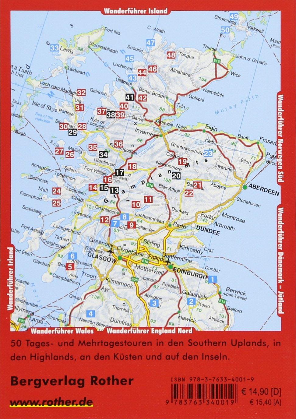 Schottland Wanderungen An Den Kusten Und In Den Highlands 50