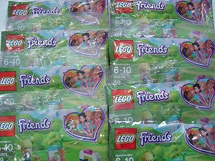 Amazon.com: LEGO fiesta/dulces de fiesta 30405 Stephanie de ...