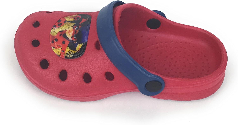 Ladybug miraculous Sabot//Sandali Bambina