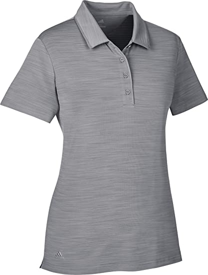 adidas Ultimate365 Short Sleeve Polo de Golf, Mujer: Amazon.es ...