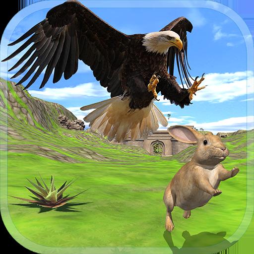 (Life of Golden Eagle Simulator 3D - Bird Simulator)