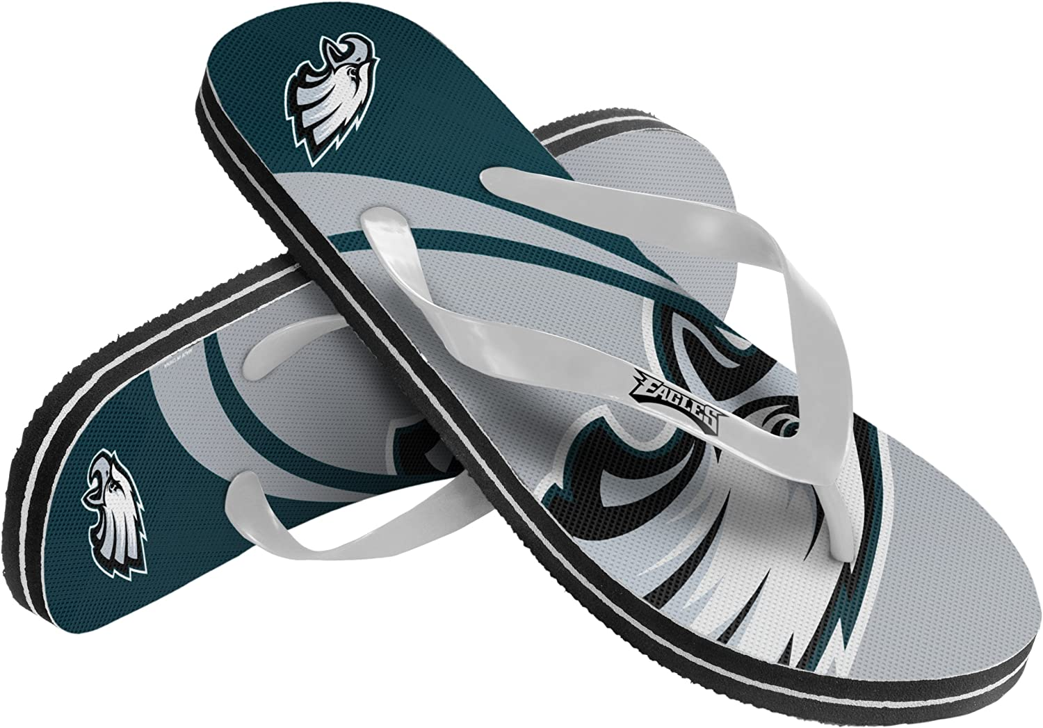 Green NFL Philadelphia Eagles 2015 Big Logo Small
