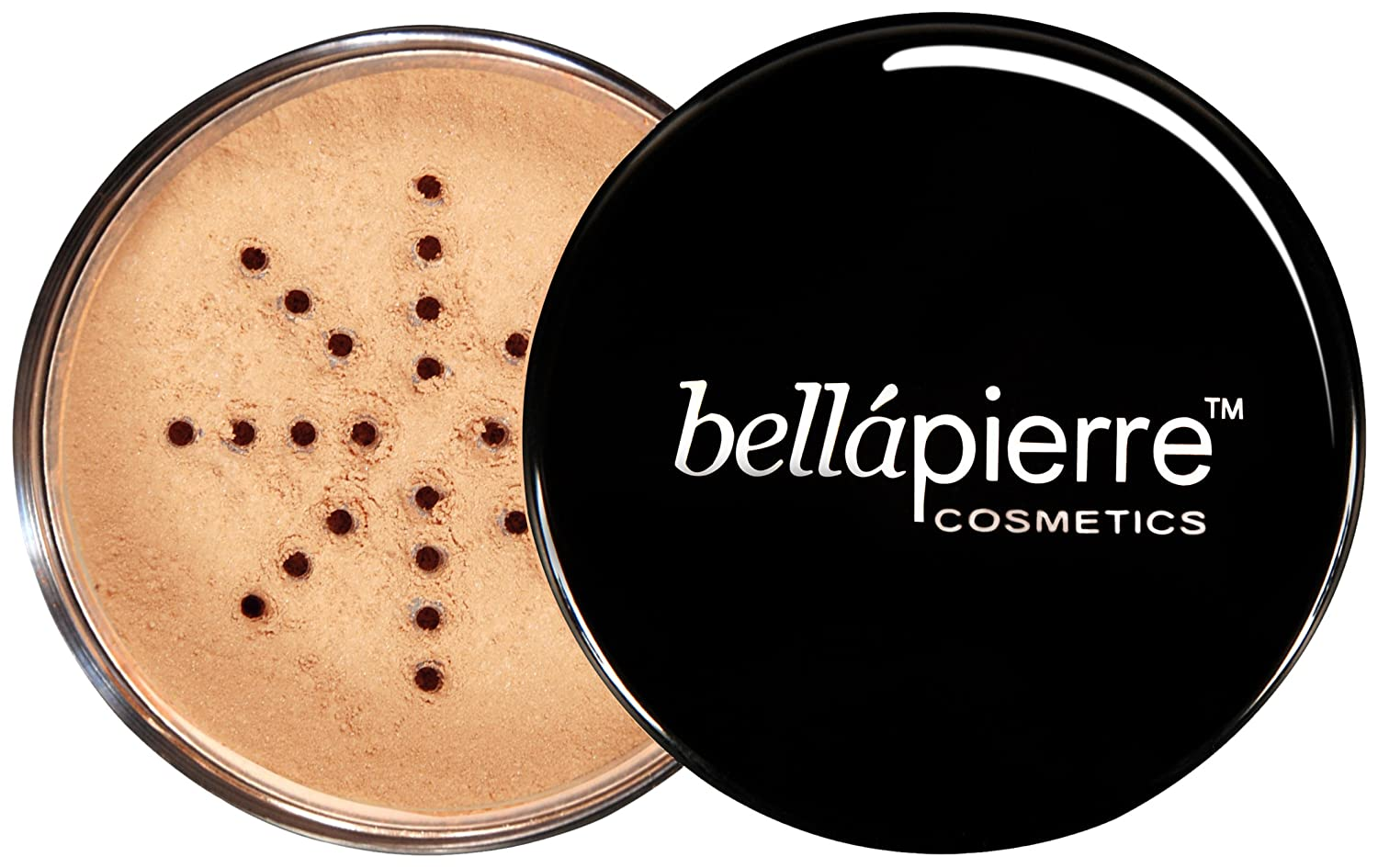 BellaPierre Lose Mineralpuder-Foundation, 9 g, Cinnamon 9 g Bellapierre Cosmetics MF004
