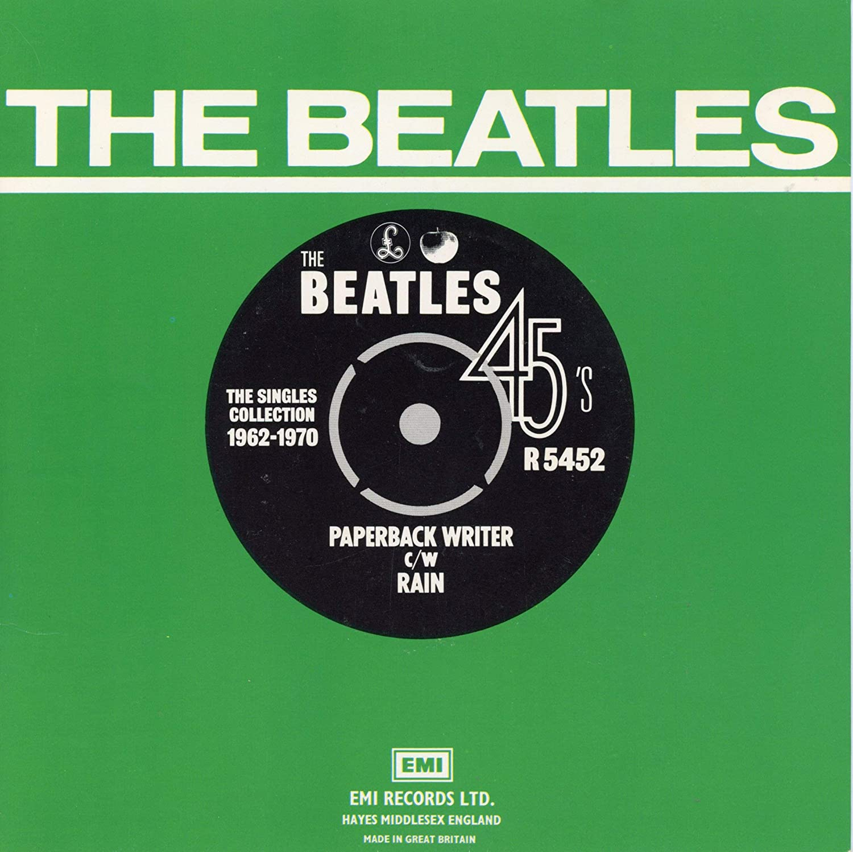 Paperback Writer The Beatles 7 Platinum Disc