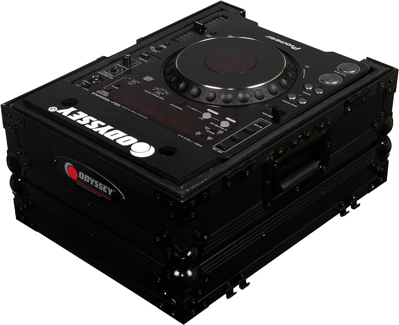 Amazon.com: Odyssey FZCDJBL - Funda para reproductor de CD ...