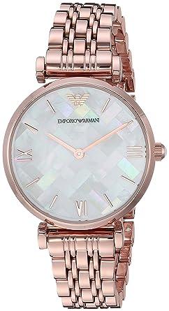 91d8730c28 Buy Emporio Armani Analog Multi-Colour Dial Women's Watch - AR11110 ...