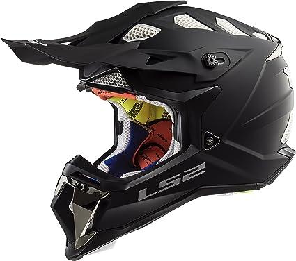 LS2 Helmets Subverter Voodoo Unisex-Adult Off-Road-Helmet-Style Off Road