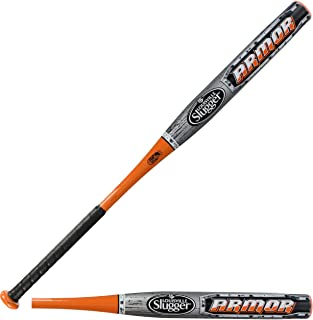 Louisville Slugger Set Batte de Softball Armor – Orange 28 oz WTLSBAR14IRR280