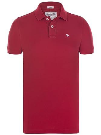 Werksverkauf hell im Glanz Sortendesign Abercrombie & Fitch - Herren Poloshirt - Muscle Fit ...