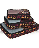Hynes Eagle Travel Packing Cubes 3 Pieces Value Set