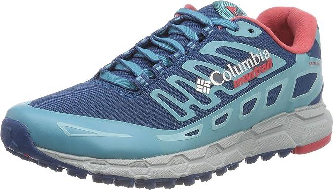 Columbia Bajada III Winter, Zapatillas de Trail Running para Mujer: Amazon.es: Zapatos y complementos