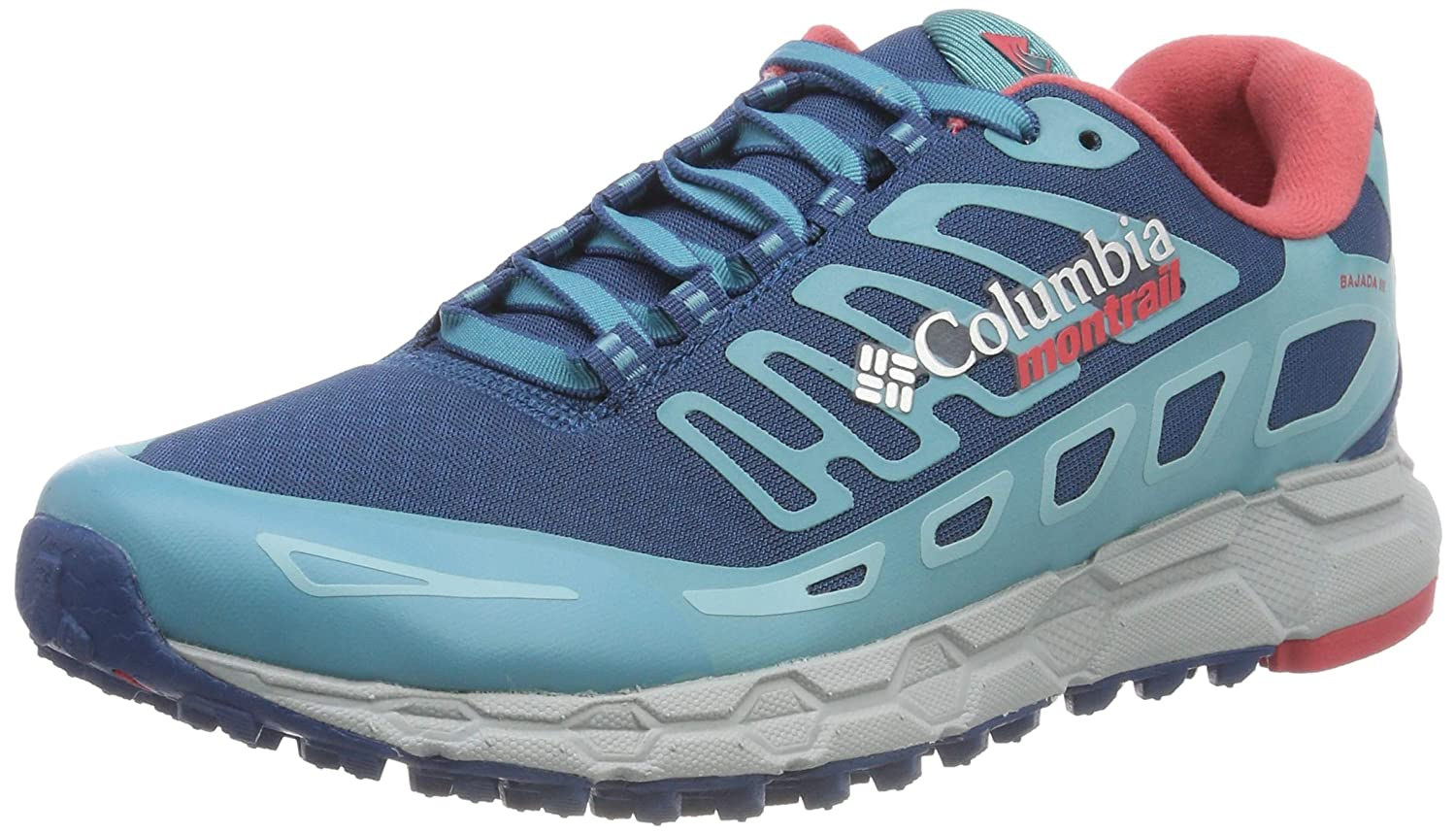 Columbia Damen Bajada Iii Winter Traillaufschuhe