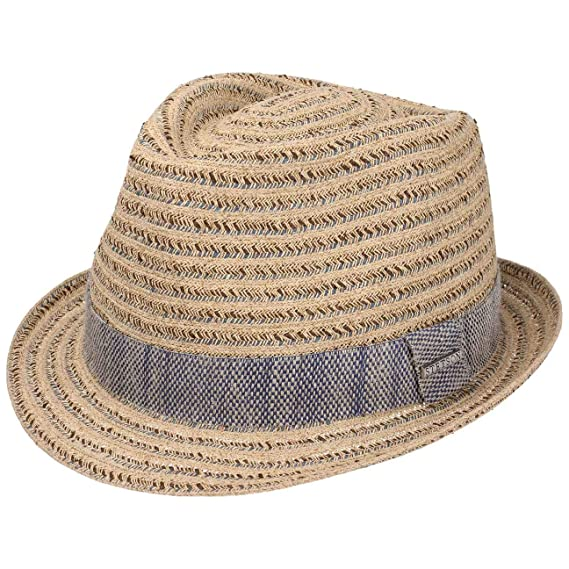 b376cb8a9979d1 Stetson Lopez Toyo Straw Hat Women/Men | Sun Summer Beach with Grosgrain  Band Spring-Summer: Amazon.co.uk: Clothing