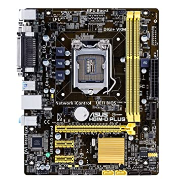 ASUS H81M-D PLUS Drivers for Windows Mac
