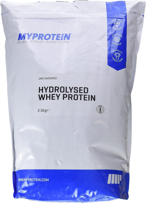 MyProtein Hydrolysed Whey Pre-Digested Proteína Hidrolizada - 2500 gr