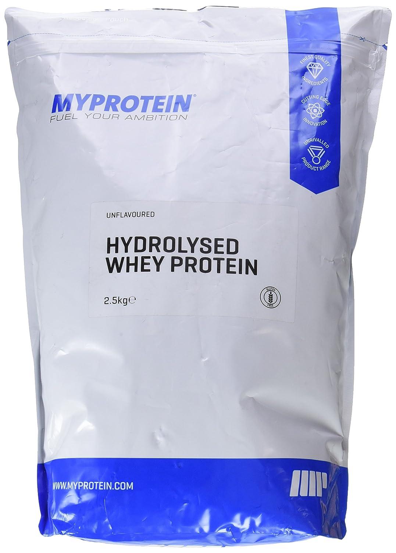 MyProtein Hydrolysed Whey Pre-Digested Proteína Hidrolizada - 2500 ...