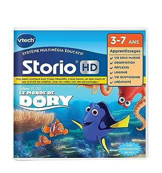 VTech – 274905 – Juego HD Storio – el Mundo de Dory