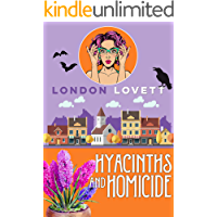 Hyacinths and Homicide (Port Danby Cozy Mystery Book 8)