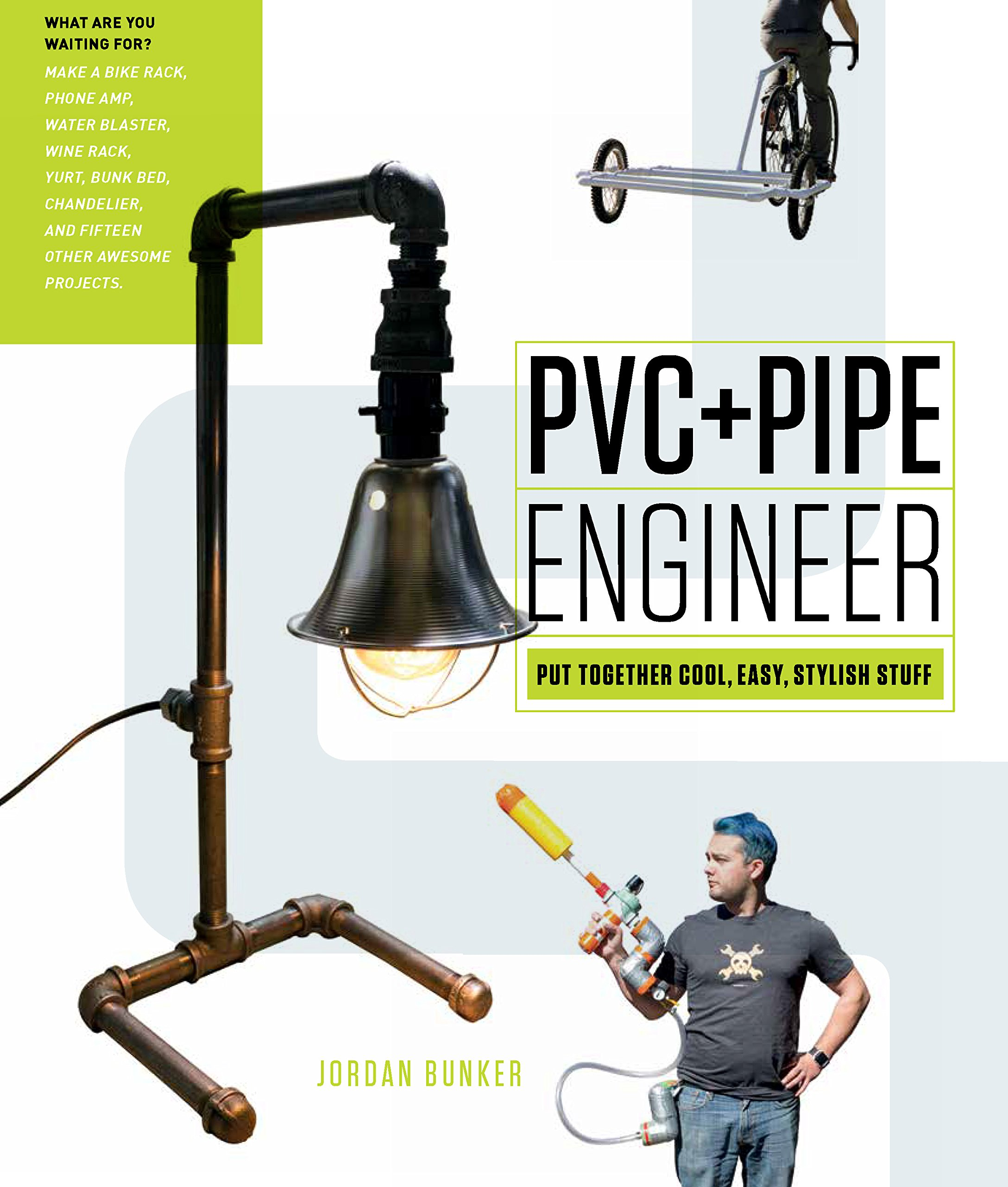amazon pvc and pipe engineer put together cool easy maker
