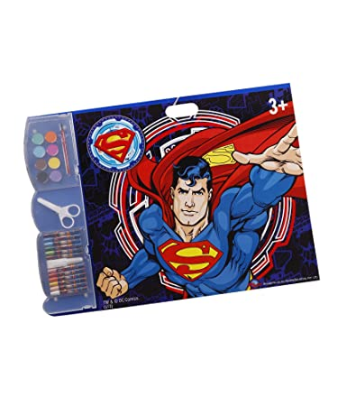 superman color book with 29 pages coloring book for kids - Superman Coloring Book