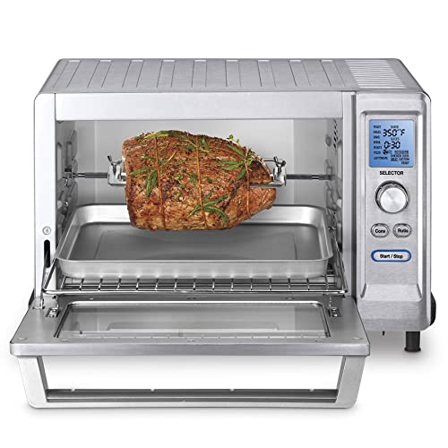 Cuisinart Rotisserie Convection Toaster Oven: Electric Rotisserie: Amazon.com