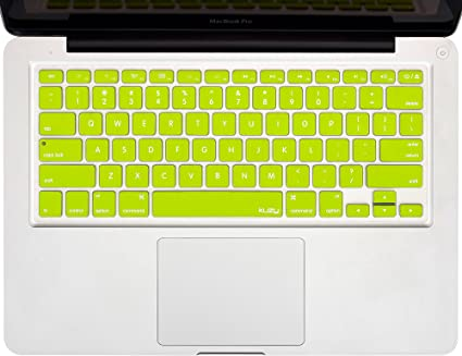 """TP HOT PINK Keyboard Cover Skin for New Mcbook pro 13/"""" A1425 with Retina Display"""