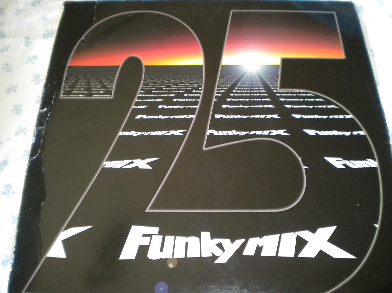 Funkymix 25, No Diggity / the Boory / East Coast, Ultimix