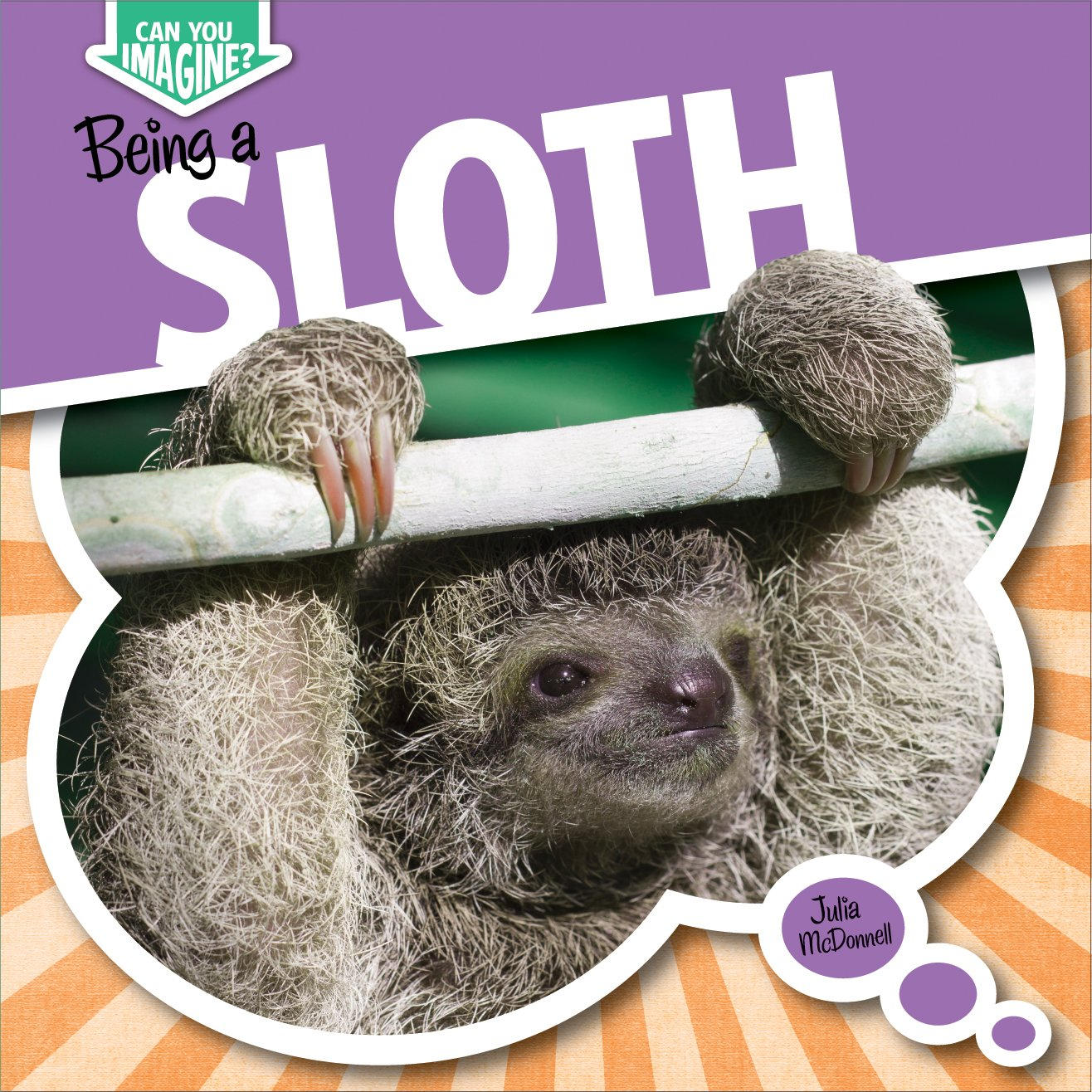 Being a Sloth (Can You Imagine?) ebook