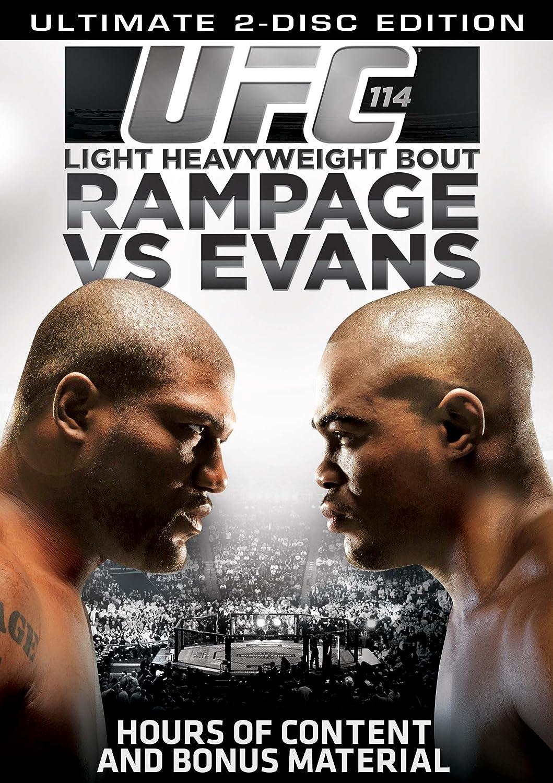 Amazon Com Ufc 114 Rampage V Evans Quinton Jackson Rashad