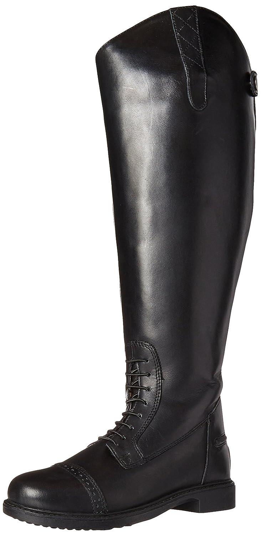 TuffRider Women's Plus Rider Field Boots B00AHMISPU 8 Wide Standard