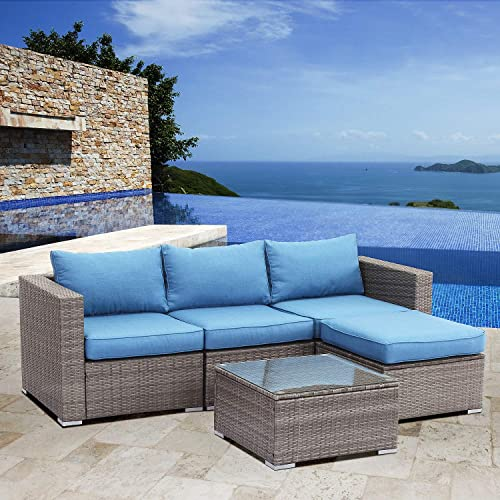 Solaste 5PCS Patio Furniture Set