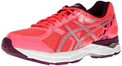 1e818f65dfac ASICS Women s Gel-Exalt 3 Running Shoe Diva Pink Silver Dark Purple 5
