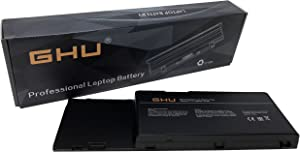 New GHU Battery 87 WH C565C for Dell Precision M6400 M6500 Series Fit Part# G102C F678F KR854 8M039 5K145 DW554 P267P 03M190 0KR854 GW337 312-0868 312-0212 312-0873 PG6RC R7PND DW842 J012F