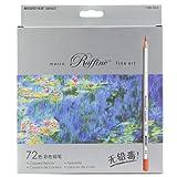 Amazon Price History for:Marco Raffine Fine Art, 72 colored pencils