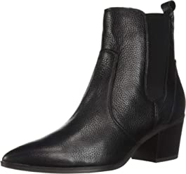 Franco Sarto Womens Sienne Ankle Boot