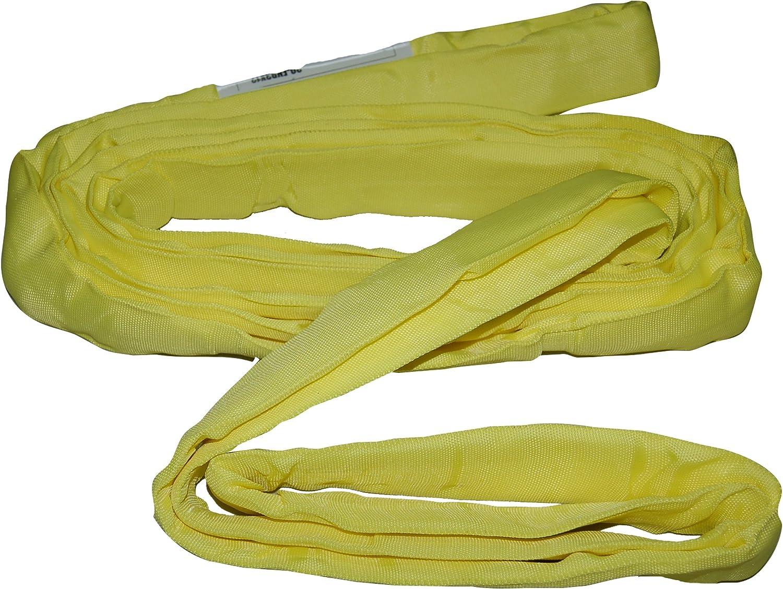 Ancra 20-ENR3X8 3 x 8 Yellow Endless Round Lifting Sling