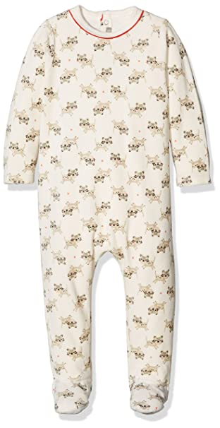Catimini Pyjama, Conjuntos de Pijama para Bebés, Gris (Craie 12), 0