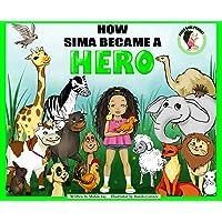How Sima Became a Hero - A Vegan Children's Book
