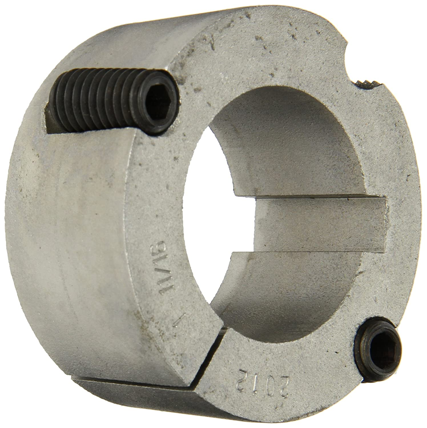 Sintered Steel Martin 2012 1 11//16 Taper Bushing Inch 1.69 Bore 2.75 OD 1.25 Length