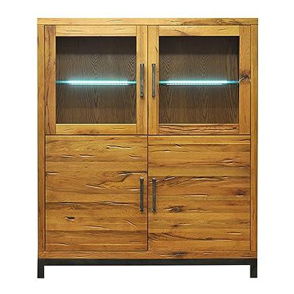 Soho Highboard Amazon Co Uk Kitchen Home