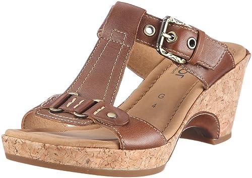 Gabor Damen Comfort Pantoletten: : Schuhe & Handtaschen