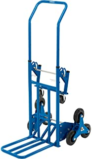 Draper 85675 Heavy Duty subir escaleras carretilla, color azul