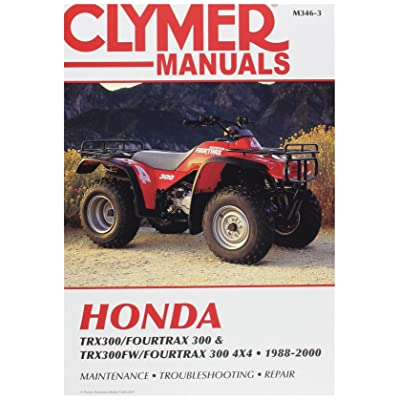 Clymer M3463 Repair Manual: Automotive