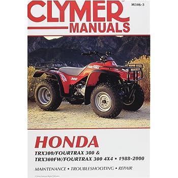 amazon com clymer m3463 repair manual automotive rh amazon com Parts Manual GVC190 Honda Honda Rebel Owner's Manual