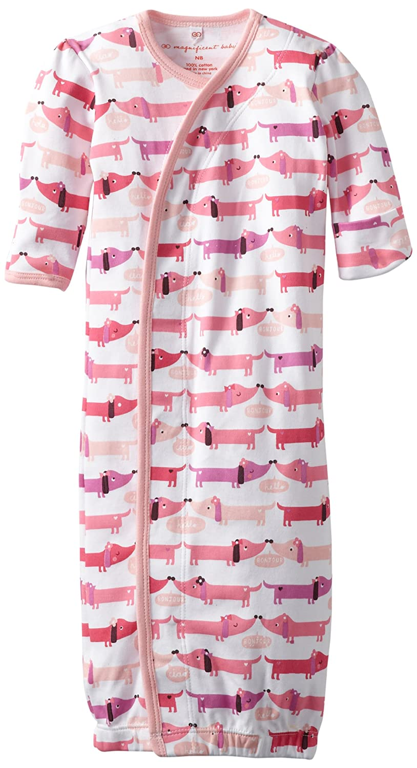 Magnificent Baby Girl Hot Dogs Gown, Hot Dogs, New Born, 1-Pack 1146G