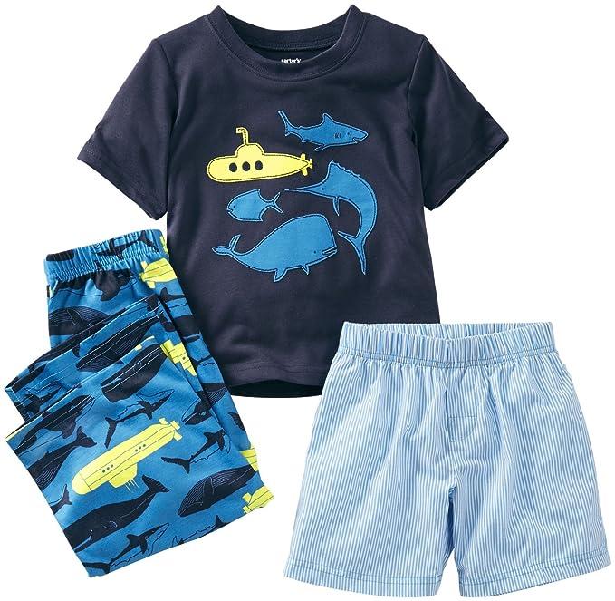 Carters infantil y de bebé Niños Juego de pijama