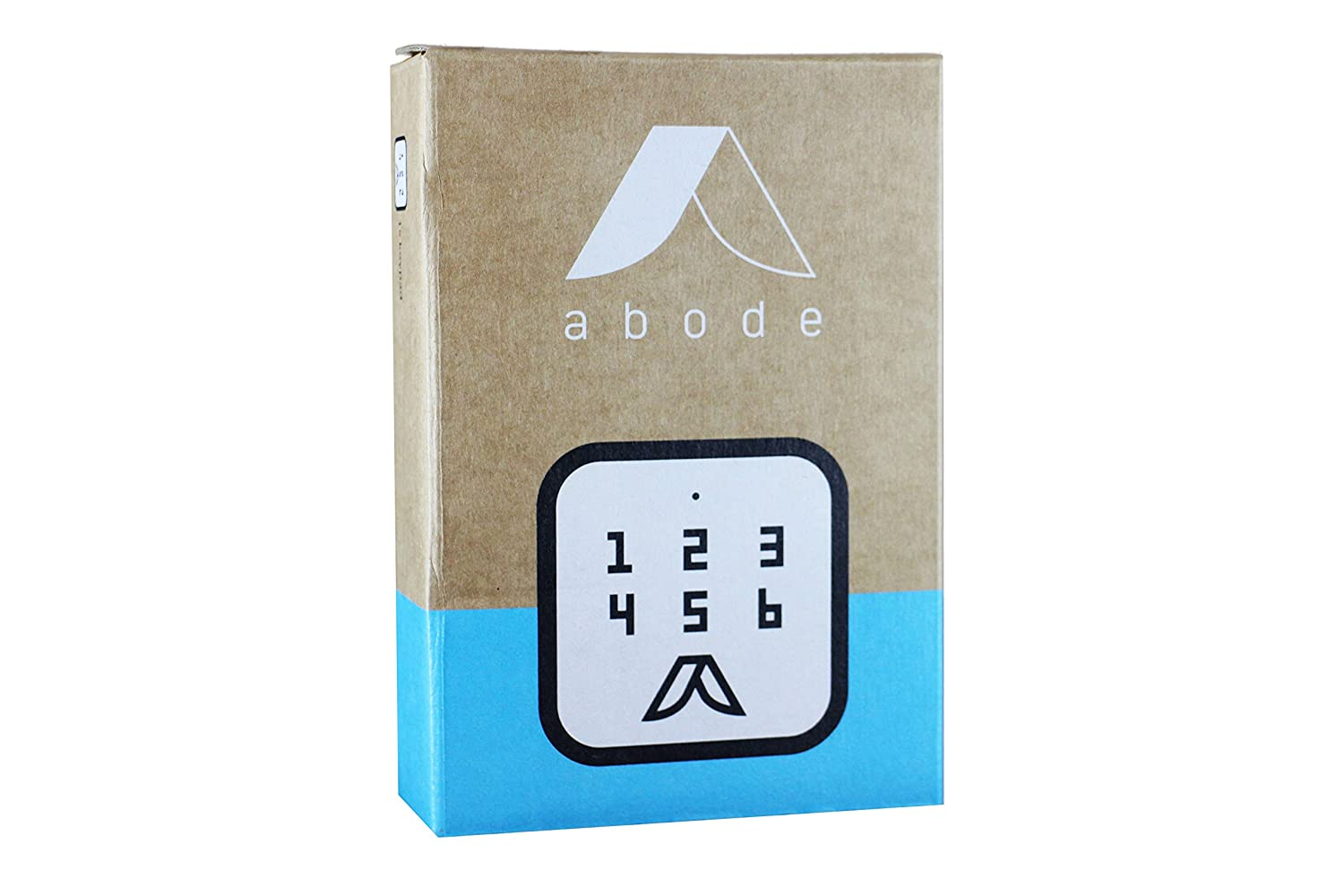 Arm /& Disarm Your System Easy Tool-Free Install abode Wireless Keypad