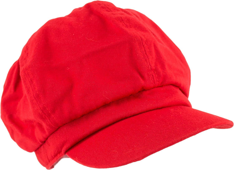 Newsboy Cabbie Hat Bright...